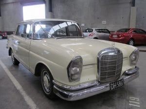 1967 Mercedes Benz