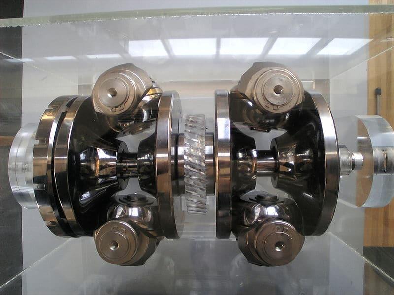 Toroidal CVT Transmission used in the Nissan Cedric (Y34)